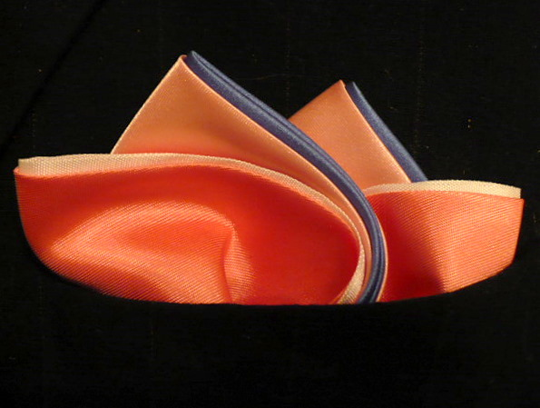 Pocket Square Folds: Flowering Pocket Squares For Weddings