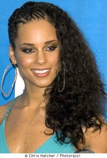 Pleasant Alicia Keys Braided Hairstyles Hairstyles For Women Draintrainus