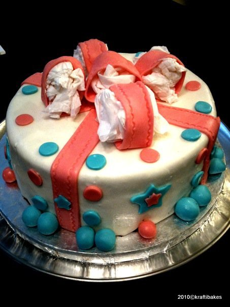 Safeway Chocolate Mousse Cake