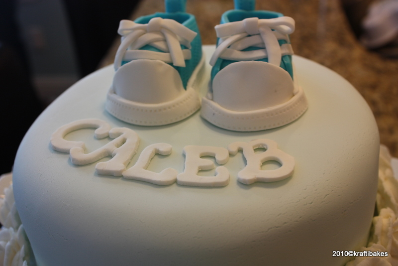 Baking And Caking For Beginners Fondant Baby Converse Shoes