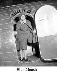 1ccc7b111 A profissão de comissário de bordo (aeromoça) surgiu em 1930 por  reinvidicação de uma mulher