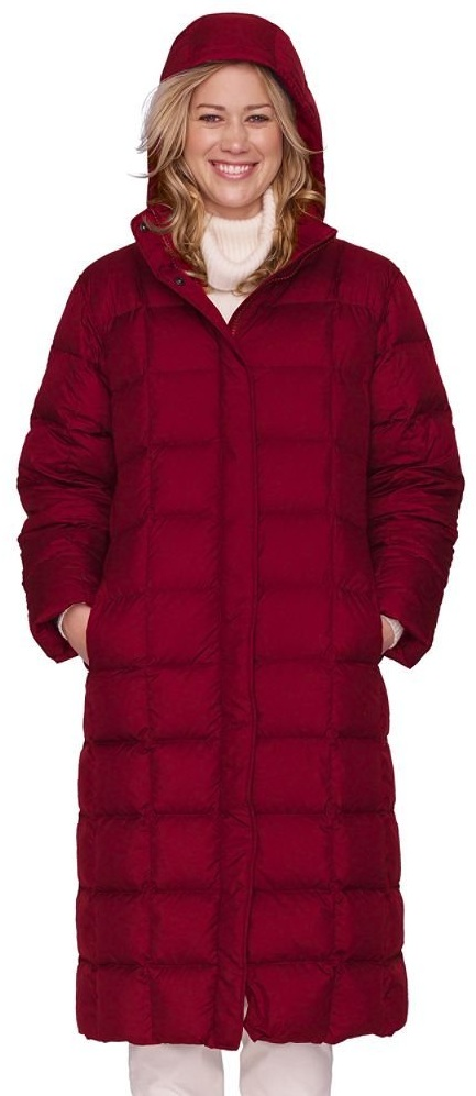 huge sale 2019 wholesale price wholesale online THE SAVVY SHOPPER: Stay Warm With A Goose Down Coat