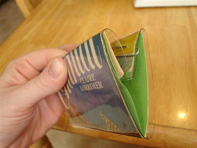 Hello Refabulous Make Your Own Paperback Wallet