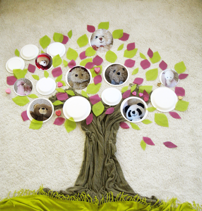 mila s daydreams how to make an unique family tree