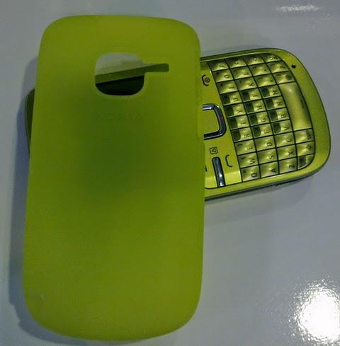 Penampakan Nokia C3 Picture Galery