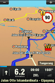 GPS Nexian Journey