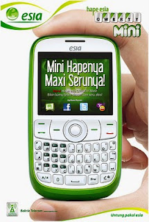 Hape Esia QWERTY Mini