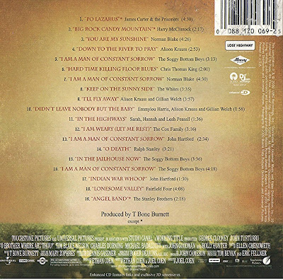 O Brother Where Art Thou Soundtrack Deluxe Edition ¿Donde estas h...
