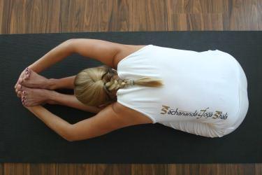 yoga Ásana paschimottanasana