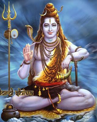 yoga mitologia hindu shiva