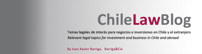 Chile Law Blog
