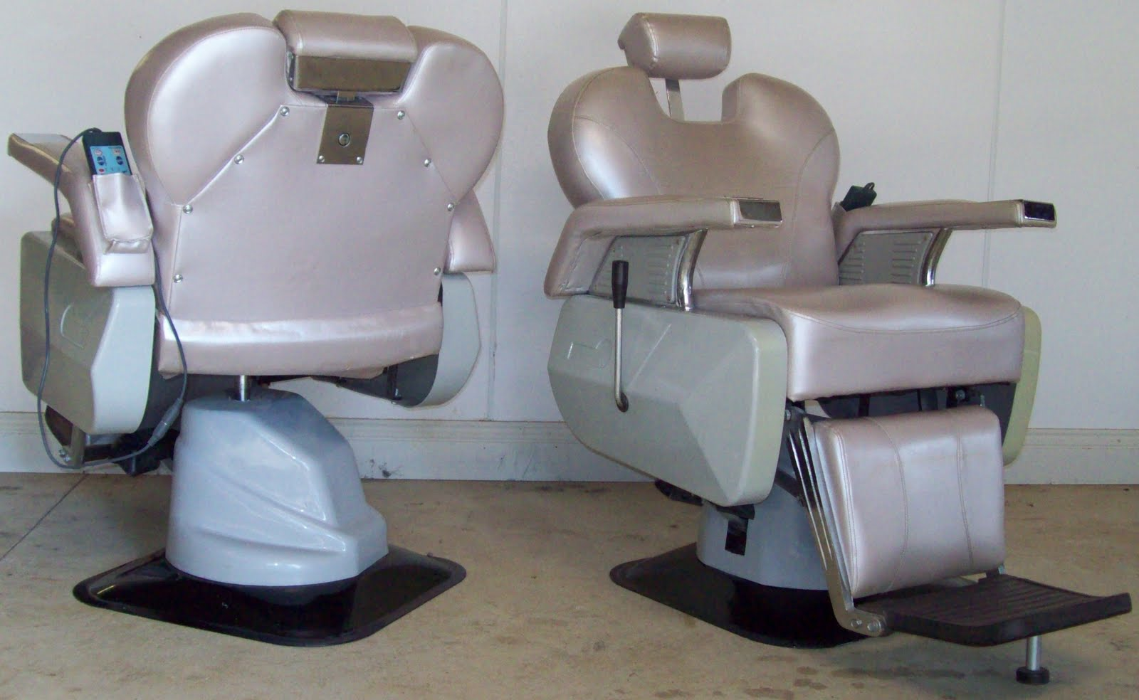 Old School Barber Chair High Heel Purple Vintage And Retro Things 43 More For Sale Chairs