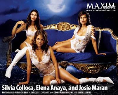 Think, what elena anaya maxim confirm