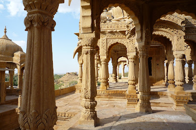 Jaisalmer, la dorée : les temples Jains et le Thar Heritage Museum 13