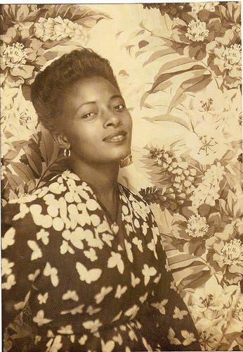 Vintage Black Woman 11