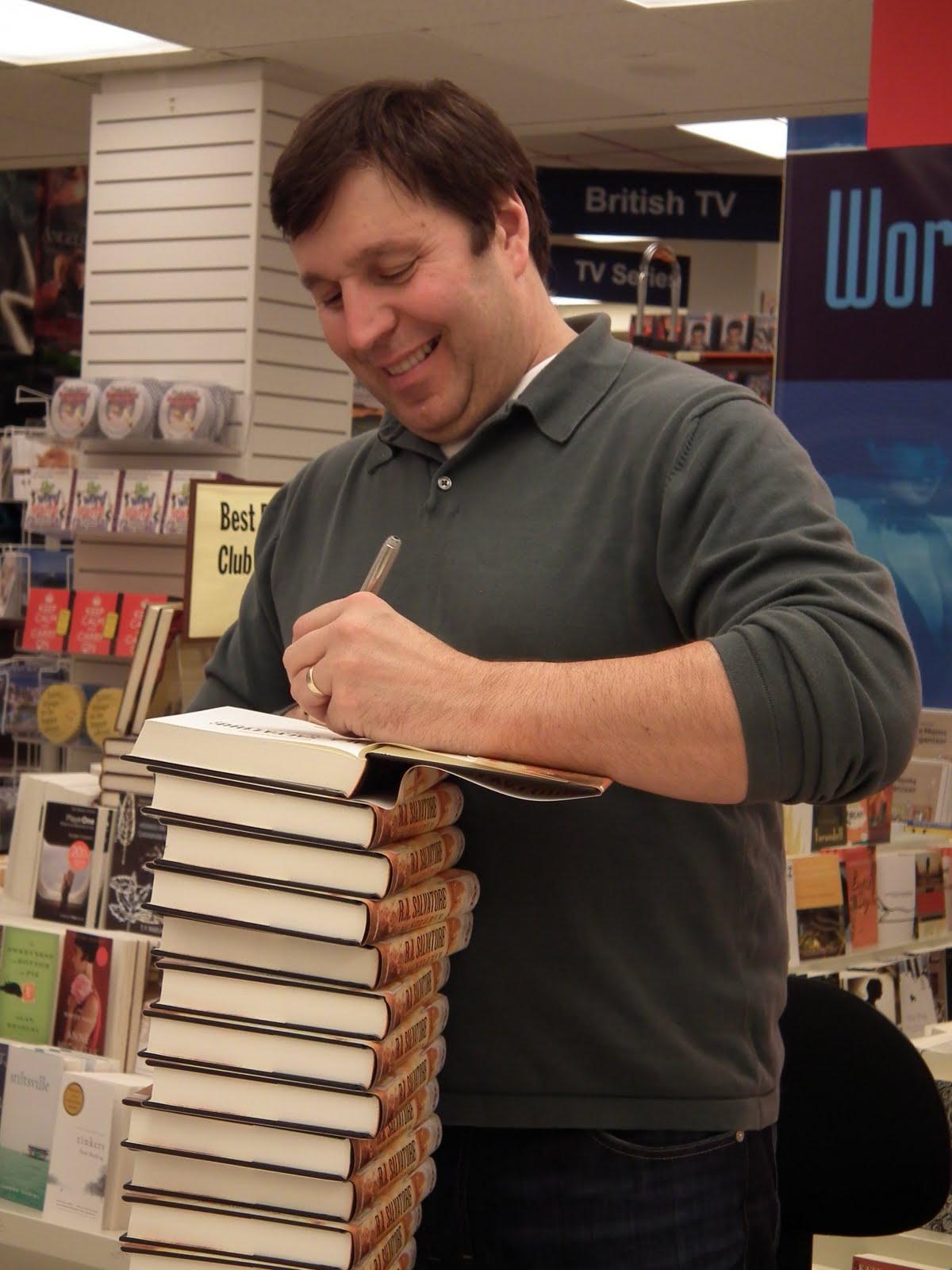 Books Ra Salvatore