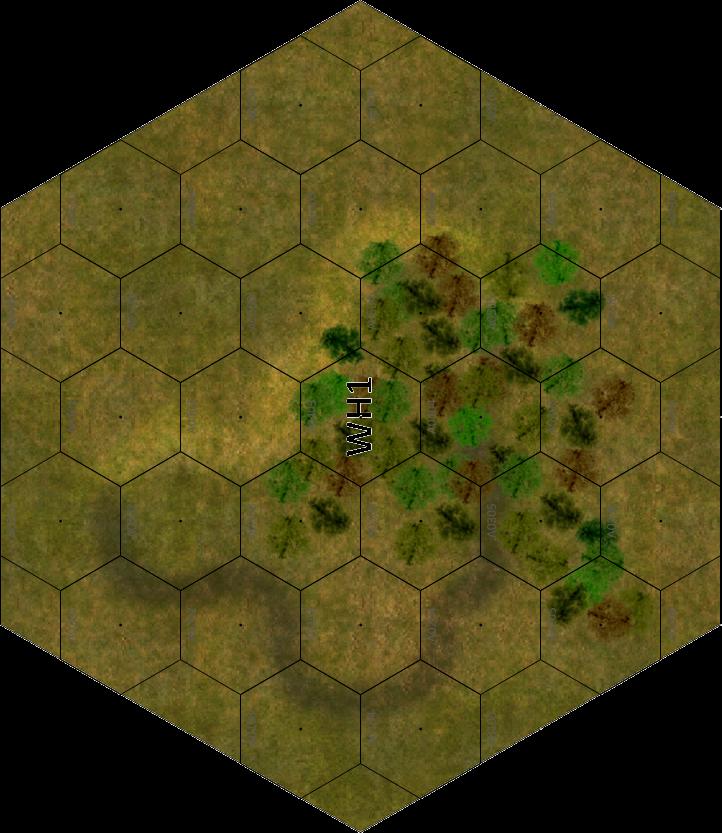 Hex Grid Wargame Maps – Jerusalem House