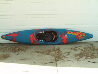 Yak N Paddle Kayak Rental Dagger Crossfire