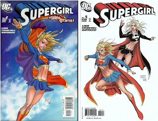 7) u0027The Turneru0027 or Current- In 2004 DC decided to re-introduce Supergirl as Supermanu0027s cousin. Suddenly my beloved Matrix/Linda Danvers version was ...  sc 1 st  Supergirl Comic Box Commentary & Supergirl Comic Box Commentary: Poll 3: Which Is Your Favorite ...