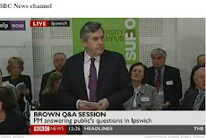 Brown has just uttered repeated banalities, in denial on RBS outrage