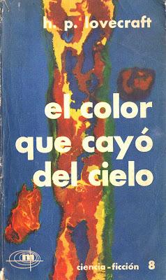El color que cayó del cielo – Howard P Lovecraft