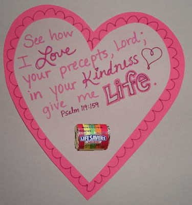 Christian Bible Verse Valentines