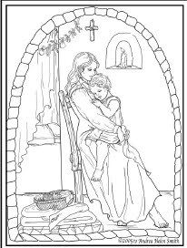 st rose of lima coloring page st rose of lima don t let her feast day pass you by