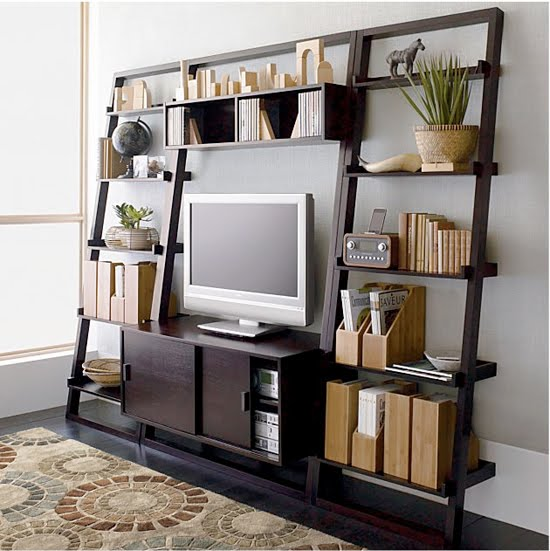 9 Wall Storage Ideas That You Need To Try: Styling Home: Top 5 Modern Media Storage Ideas