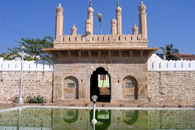 Moghul architecture at Sira town in Tumkur District
