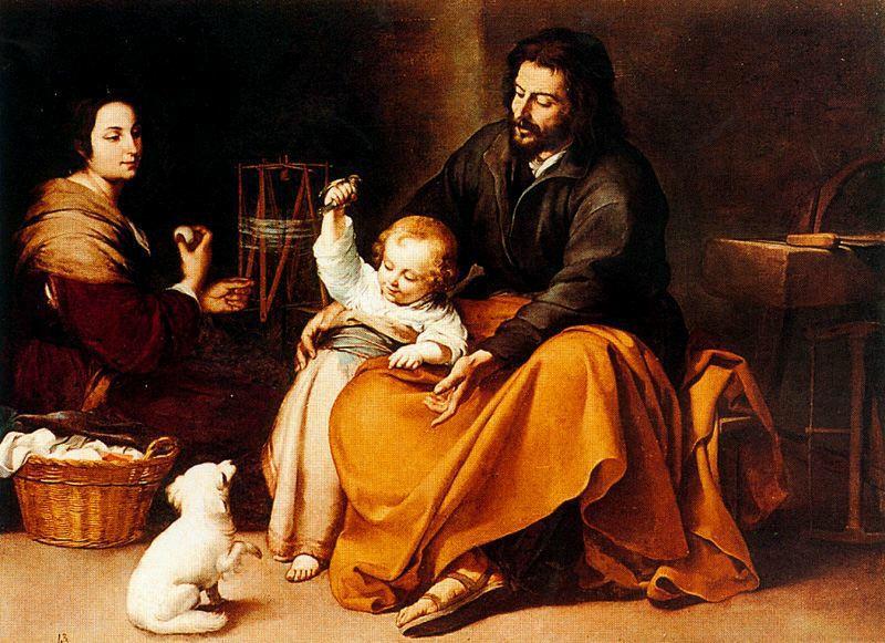 Nacimiento de Bartolomé Esteban Murillo