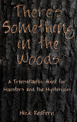 There's Something in the Woods (Original Unused Cover Design), 2008