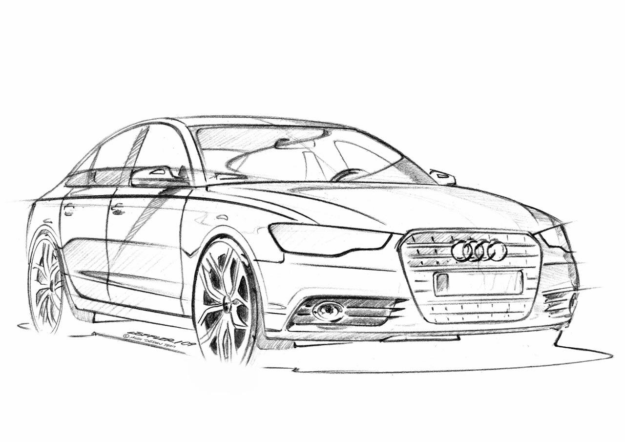 Audi A6 Review Dimension