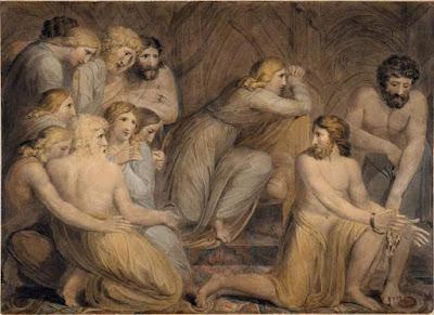 יוסף אוסר את שמעון