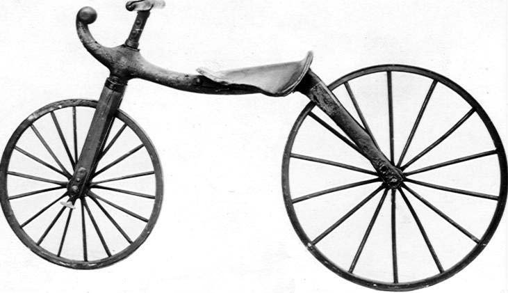 DandyCycle: The The Dandy Horse, Or how a German Baron and