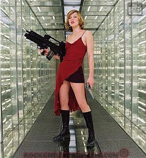 11353 Resident Evil: O Hóspede Maldito