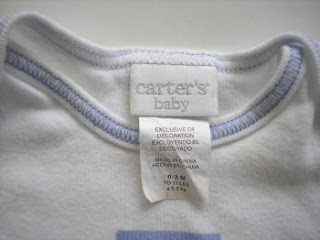Stacked brand and care-content labels