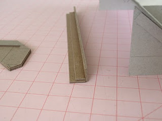 Cutting guide with finger guard for book binding