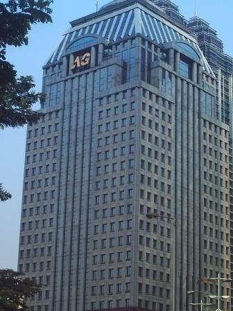 Bermukim di Kebayoran Baru, Jakarta Selatan: Gedung Artha