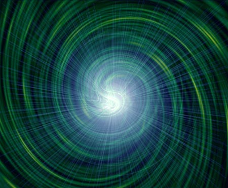 Unveiled Secrets and Messages of Light: THE ENERGY VORTEX