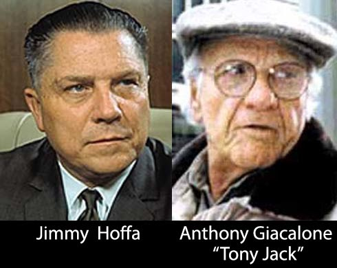 Unveiled Secrets and Messages of LightJIMMY HOFFA