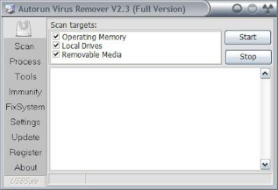 Remove Autorun.inf Virus