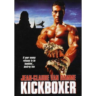 moving picture trash: Kickboxer (1989)