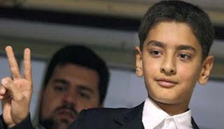 calon+presiden+iran Bocah 13 Tahun Daftar Jadi Presiden Iran