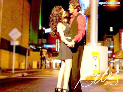 Indian Hot Hot: Kites Movie Wallpaper