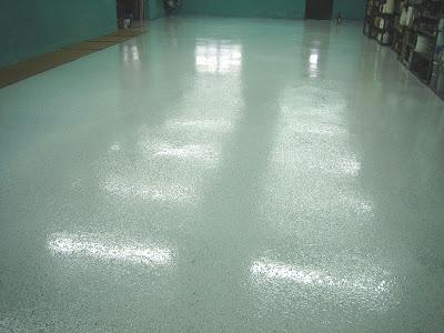 Warehouse Floor High Gloss Epoxy Floor Coating Appi