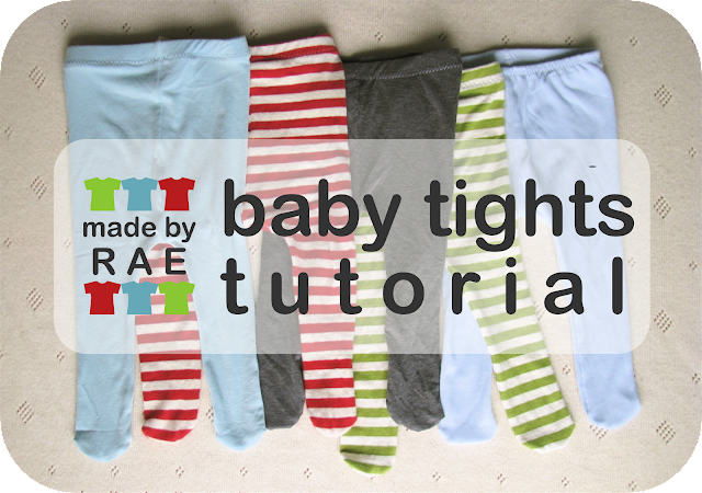5e849e1a46 This tutorial will show you how to make a pair of tights by tracing another  pair. Don't have a pair on hand to trace? I've made a PDF baby tights  pattern in ...