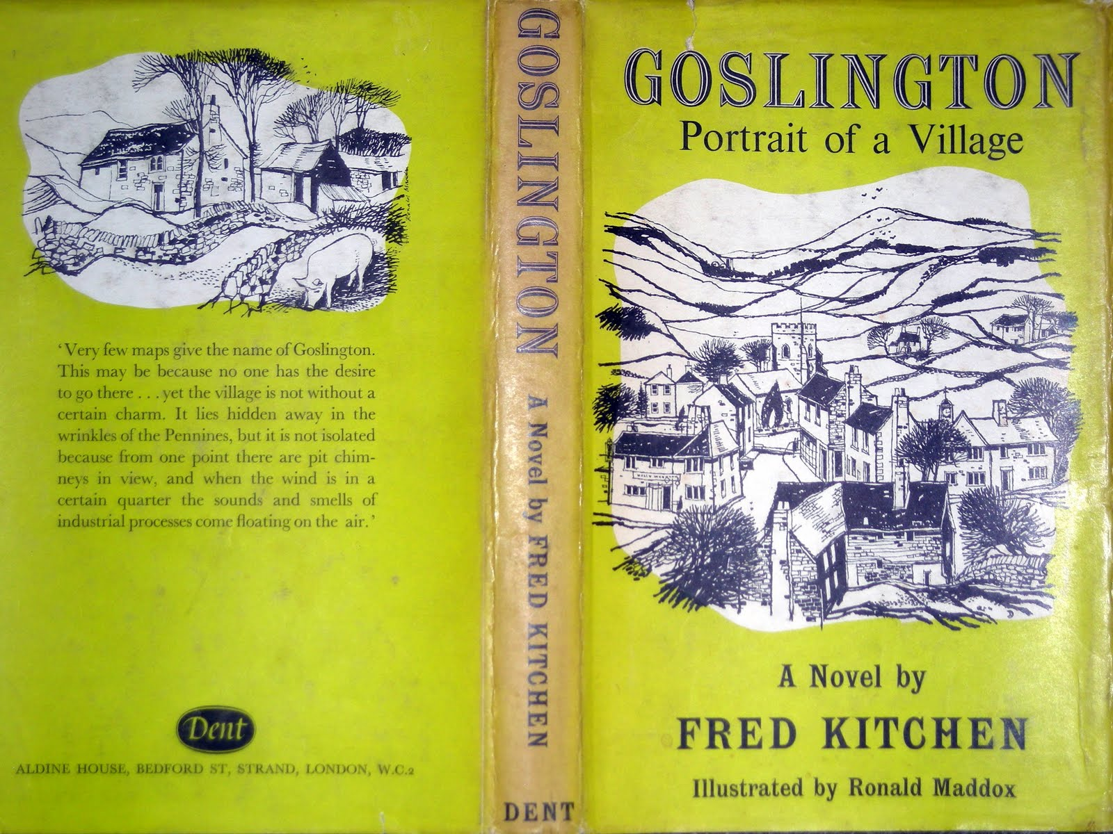 This Is So Gay Goslington by Fred Kitchen