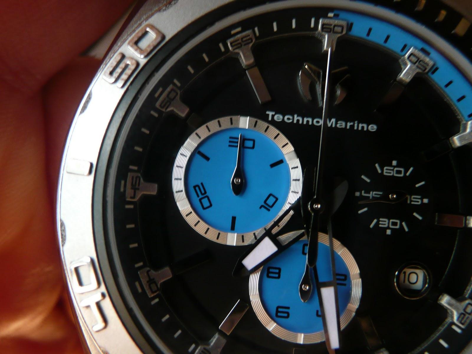 montres technomarine prix