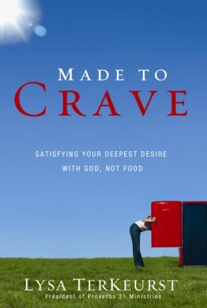 Made to crave book by lysa terkeurst