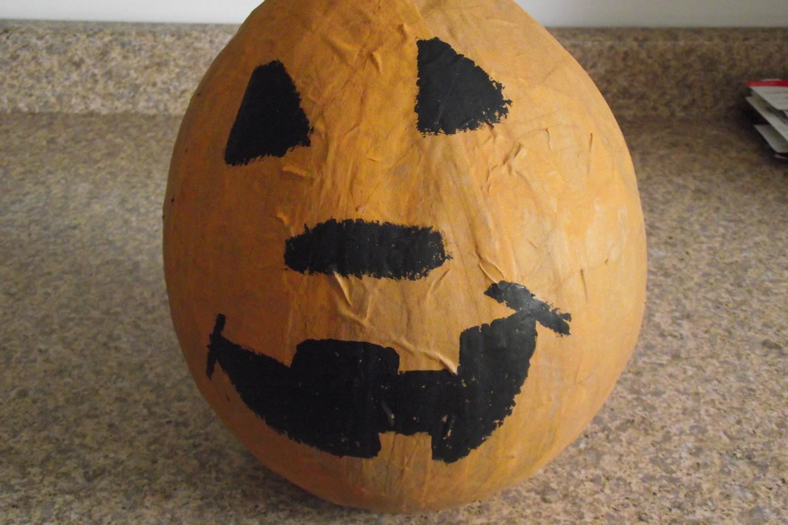 Homeschool Hottie Mommies Paper Mache Jack O Lanterns